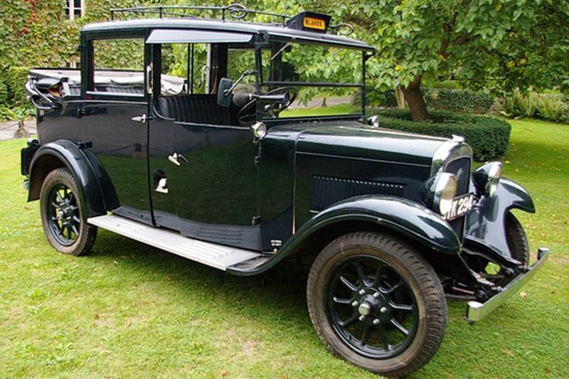 Austin Taxi Low Loader (1935)