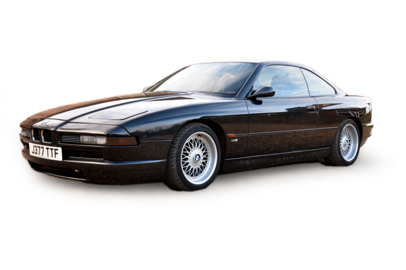 BMW 850i (1991)