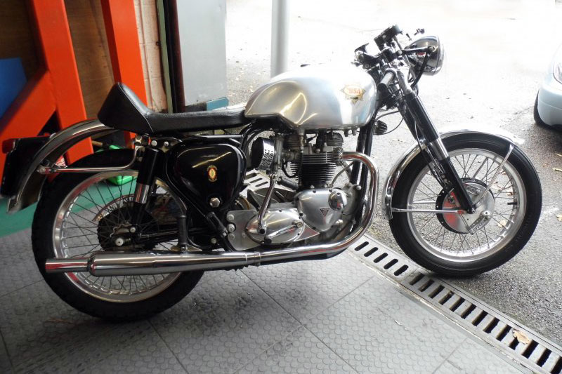 BSA Motorcycles 650 Twin (1954)
