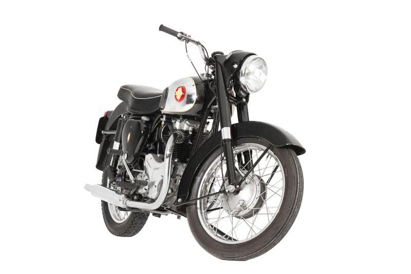 BSA Motorcycles A10 (1956)