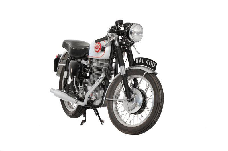 BSA Motorcycles Gold Star (1957)