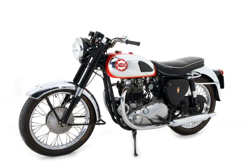 BSA Motorcycles Road Rocket (1957)