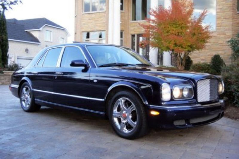 Bentley Arnage Red Label (2001)