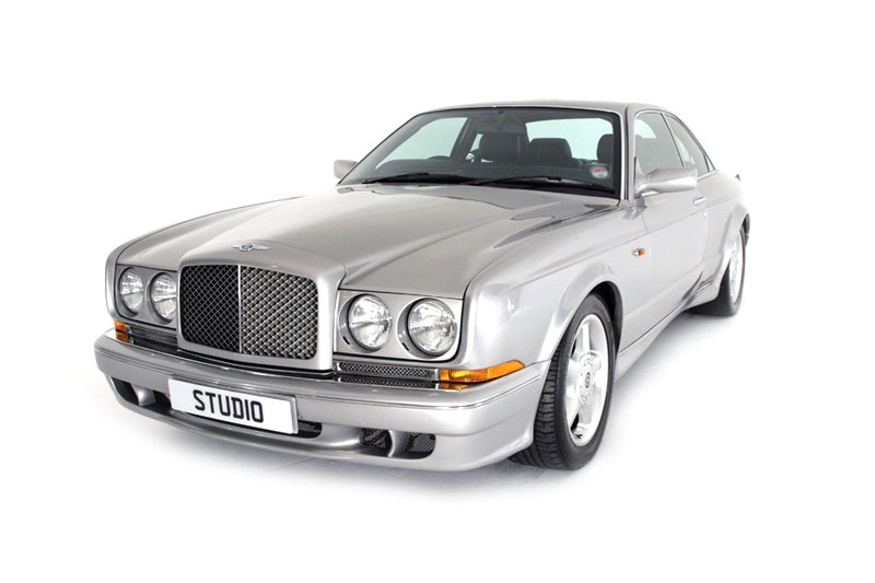 Bentley Continental T Coupe (1998)