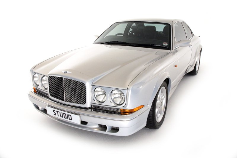 Bentley Continental T Coupe (1999)