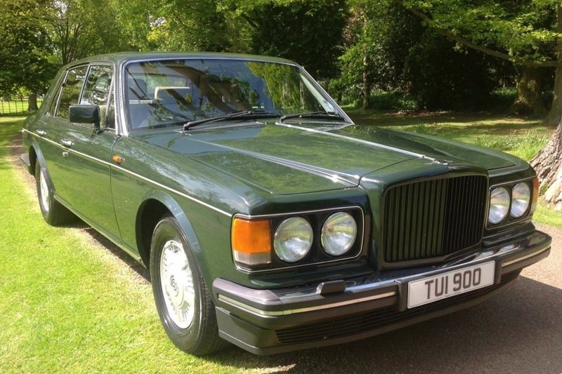 Bentley Bentley Mulsanne S (1990)
