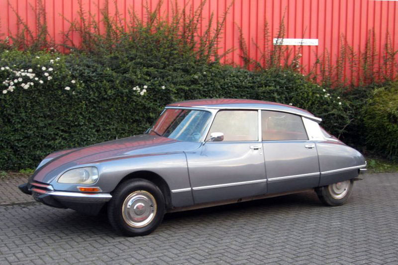 Citroen DS21 EFI Pallas Saloon (1972)