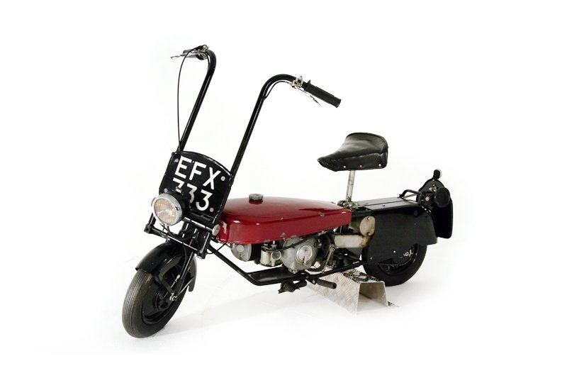 Corgi Motorcycle (1950)