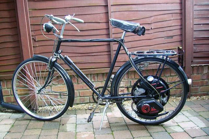 Cyclemaster Historic (1953)