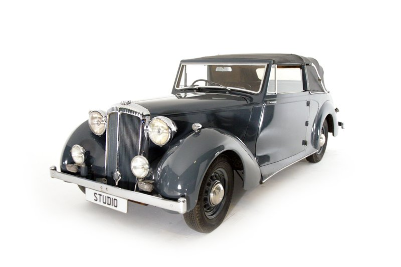 Daimler DB18 Three Pos Drophead (1948)