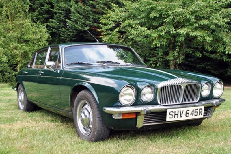 Daimler Sovereign Long Wheelbase Series II (1977)