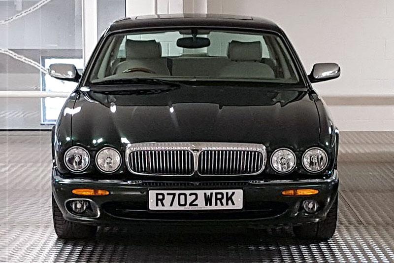 Daimler Super V8 (1998)
