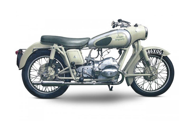Douglas Motorcycles Dragonfly (1956)