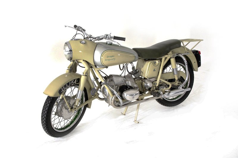 Douglas Motorcycles Dragonfly (1957)…