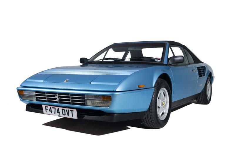 Ferrari Mondial Cabriolet (1988)