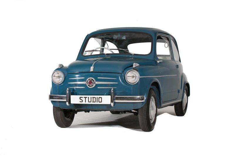 Fiat 600 D (1959)