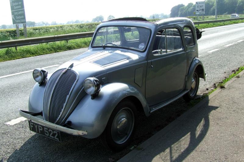 Fiat Topolino (1939)