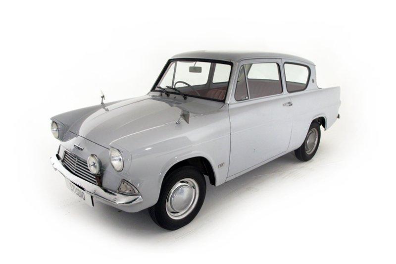 Ford Anglia 105E (1964)