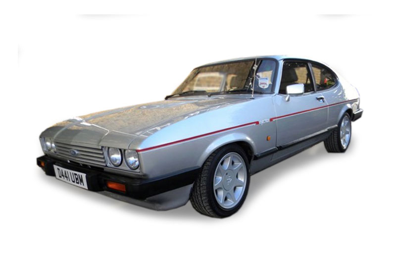 Ford Capri 2.8 injection (1987)