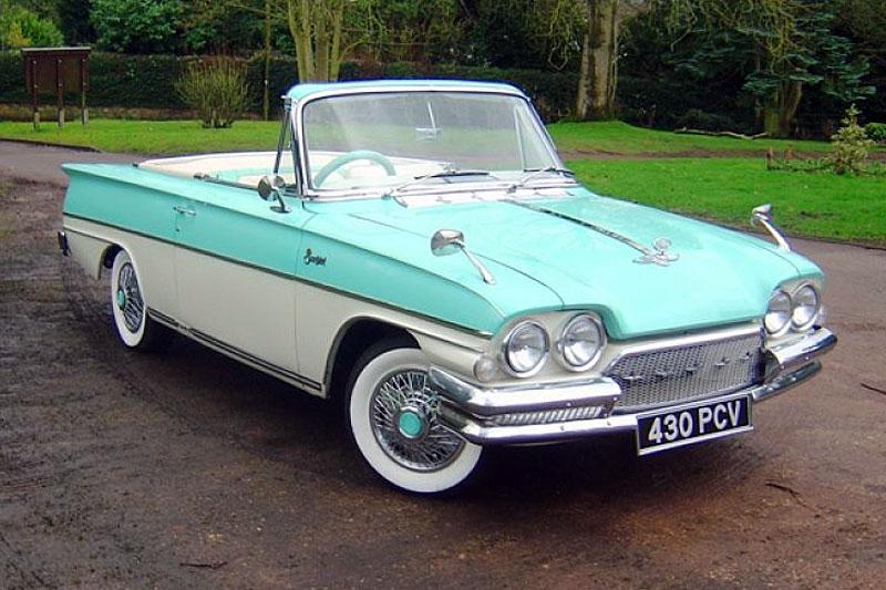 Ford Consul Capri Convertible (1962)