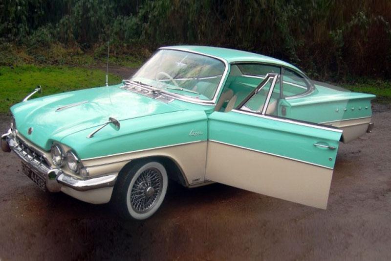 Ford Consul Capri GT (1964)