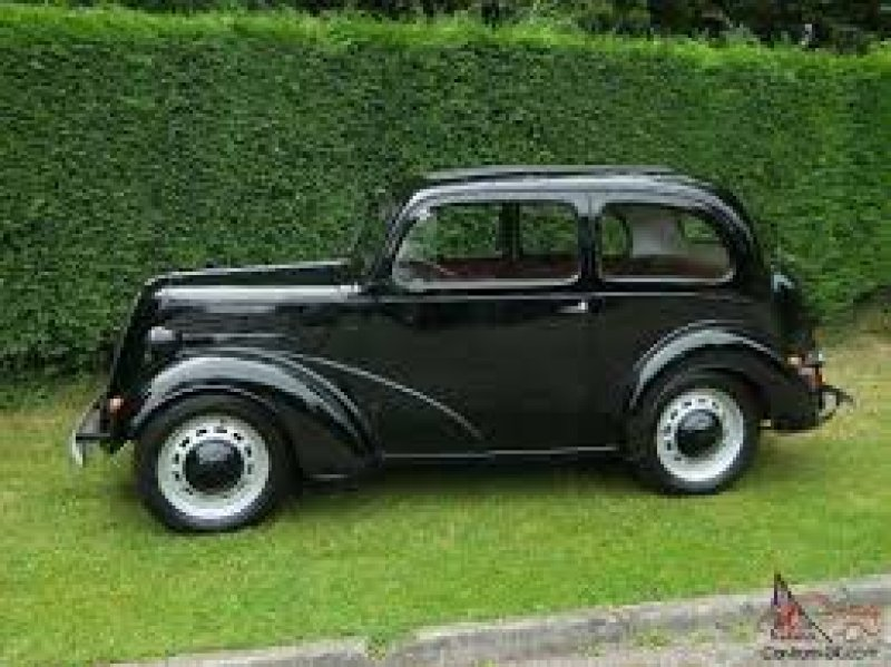 Ford Popular (1955)