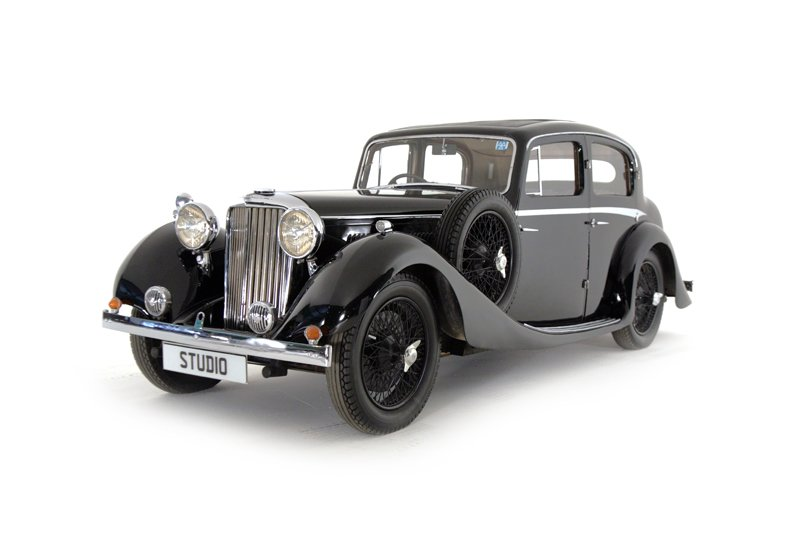 Jaguar SS Saloon (1937)