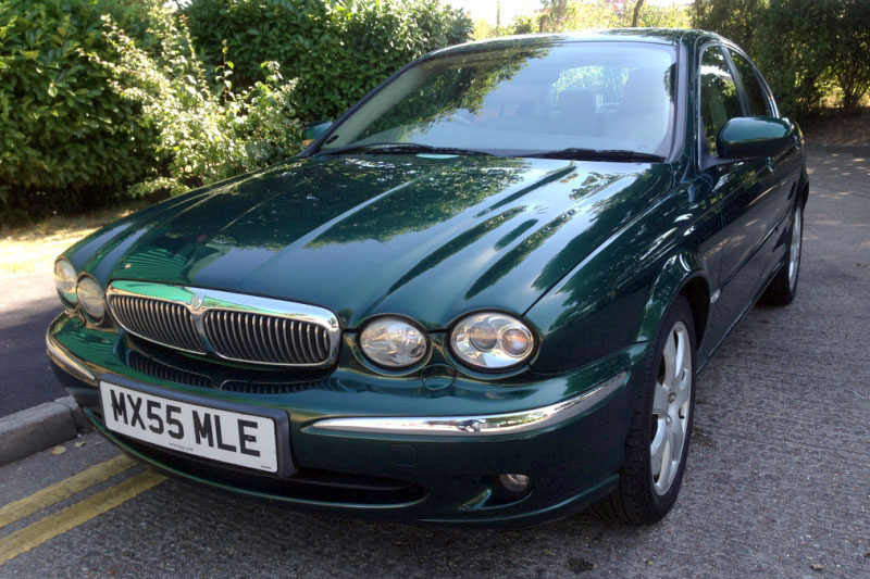 Jaguar X Type (2005)