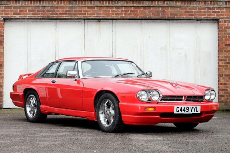Jaguar XJS Coupe (1990)