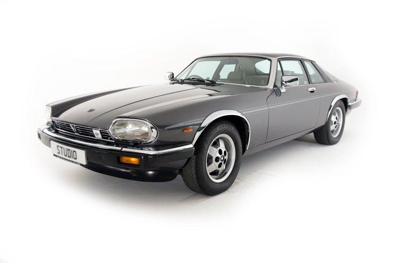 Jaguar XJS V12 Coupe (1984)