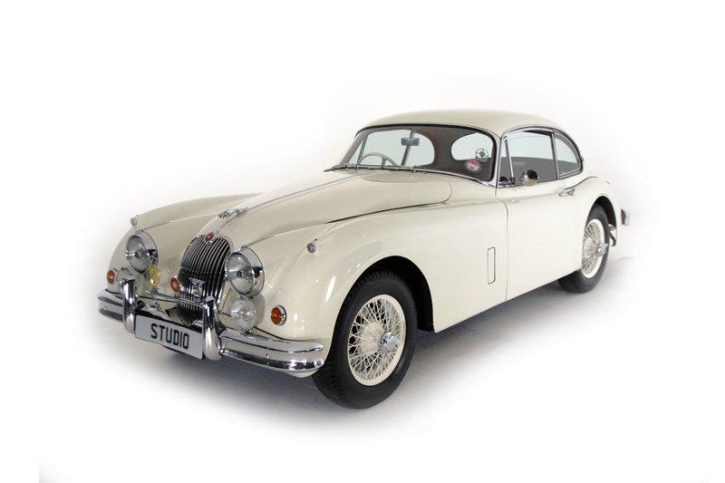 Jaguar XK150 3.8 Litre Coupe (1958)