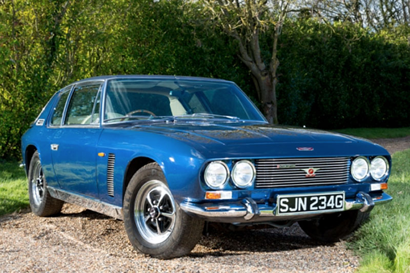 Jensen Interceptor Series I (1968)