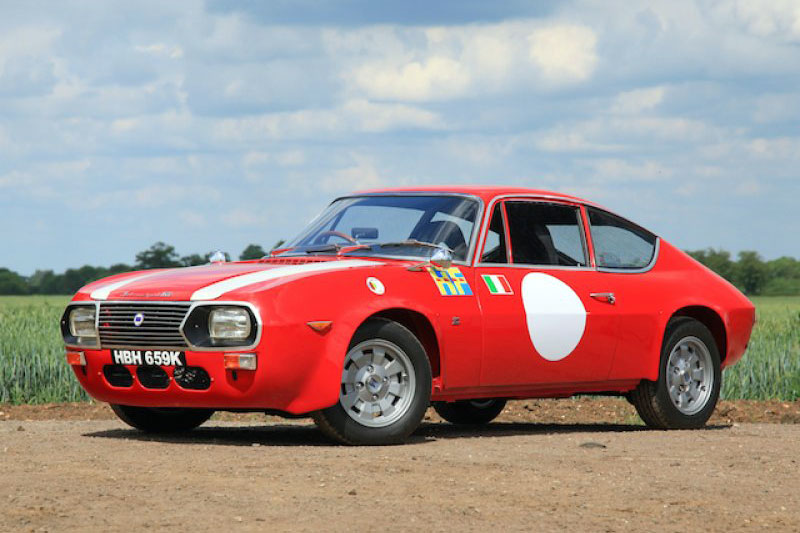 Lancia Fulvia Sport Zagato (1972)