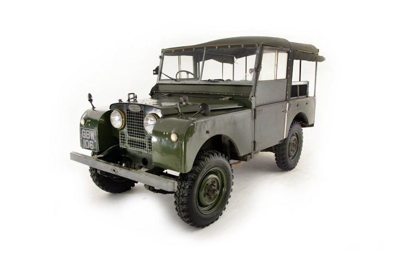 Land Rover Light Utility Series 1 (1952)