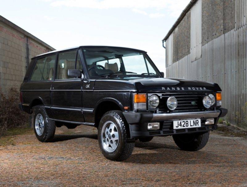Land Rover Range Rover CSK (1991)