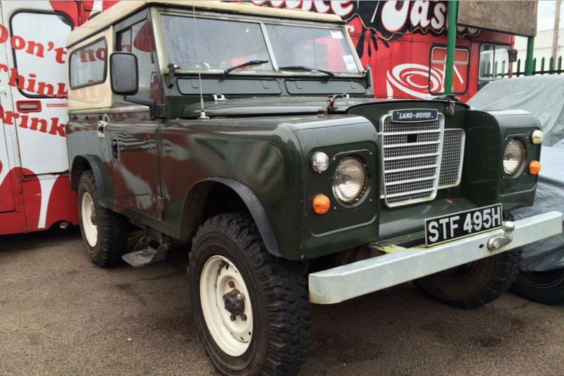 Land Rover Series 3 (1970)