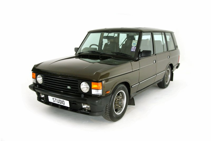 Land Rover Vogue LSE (1993)