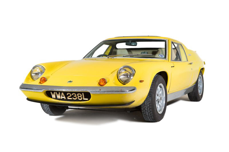Lotus Europa Twin Cam (1973)