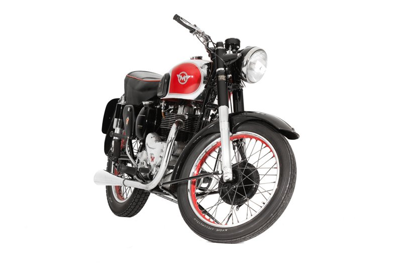 Matchless Motorcycles G9 (1959)