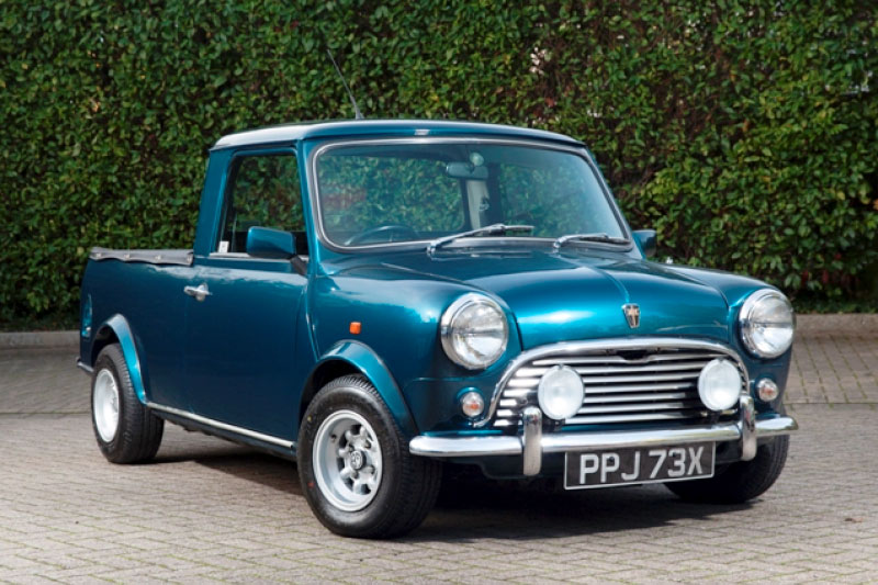 Mini Austin Mini 95L Pick Up (1981)