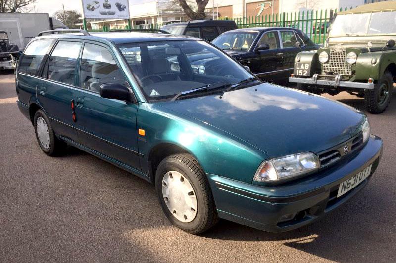 Nissan Primera (1996)