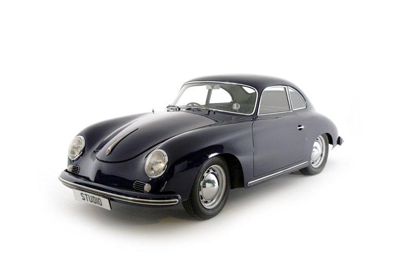 Porsche 356A 1600 Coupe (1958)