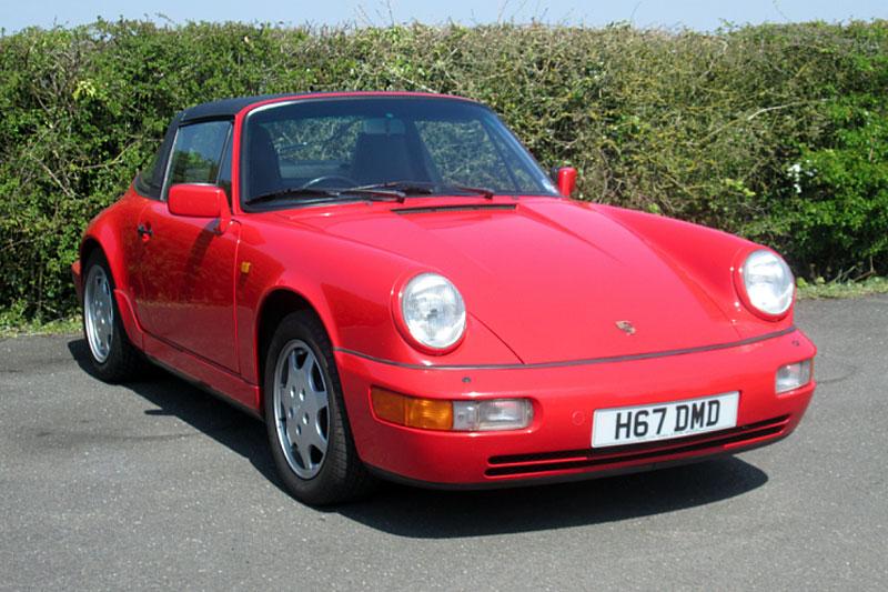 Porsche 911 Carrera 4 Targa (1991)