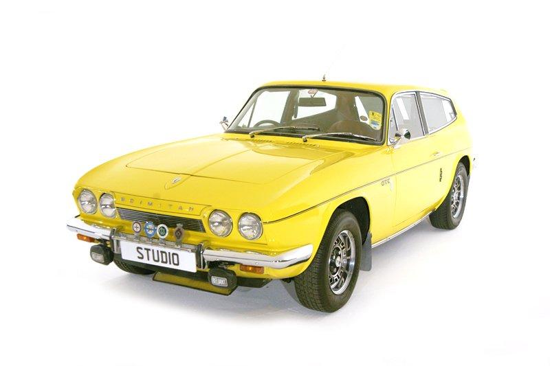 Reliant Scimitar GTE (1973)