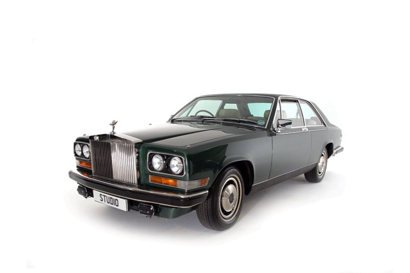 Rolls Royce Camargue Coupe (1976)