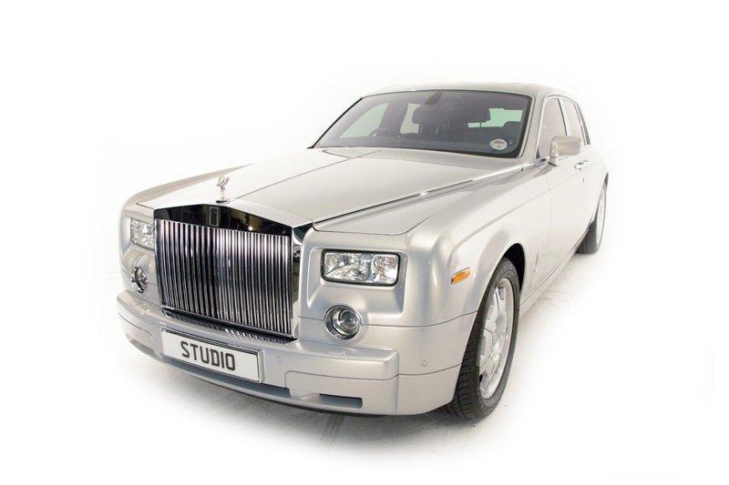 Rolls Royce Phantom (2010)