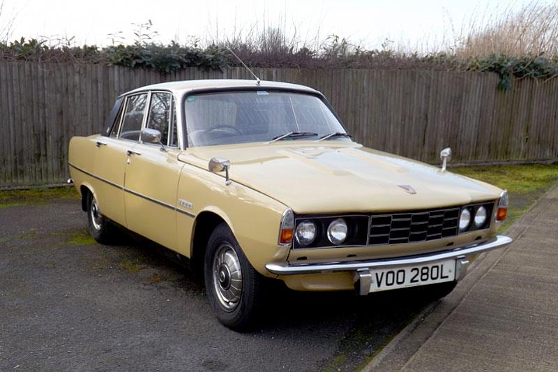 Rover 2000SC (1972)