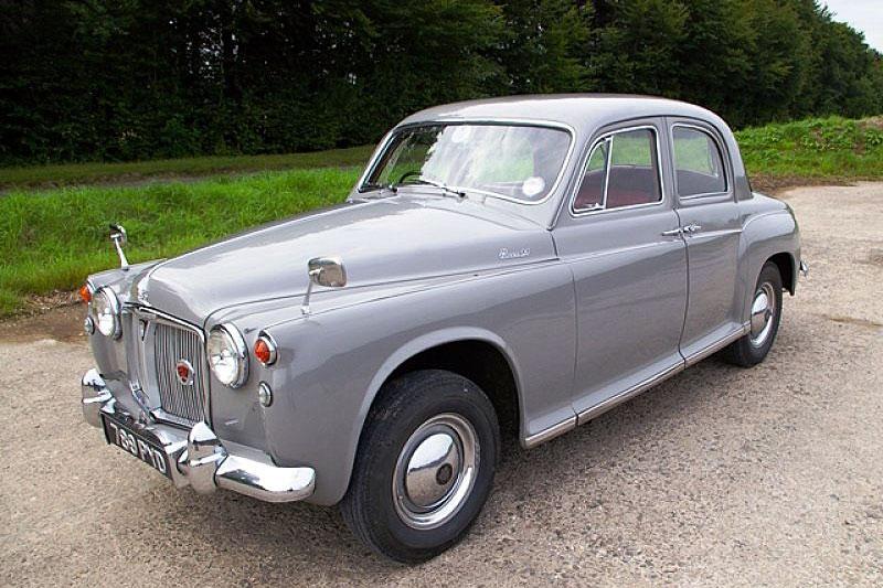 Rover 90 P4 (1958)