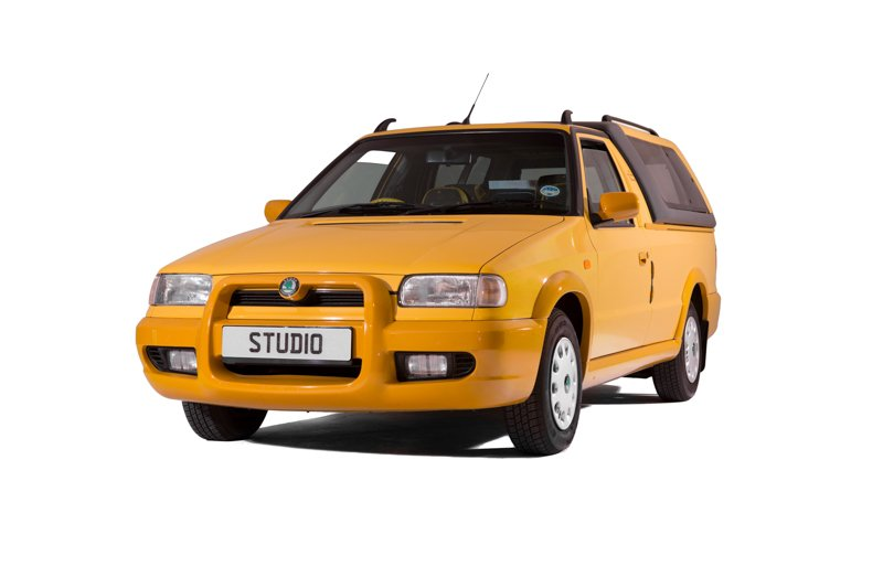 Skoda Felicia Fun Pick Up (1999)