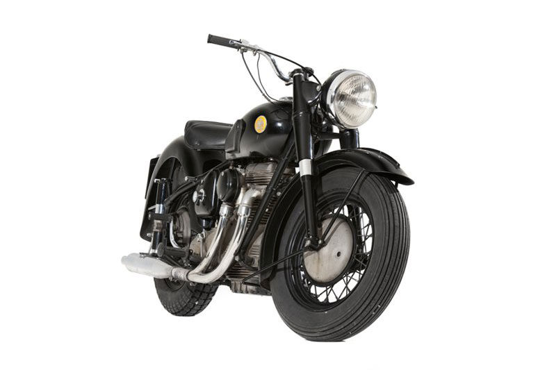 Sunbeam Motorcycles S7 (1952)